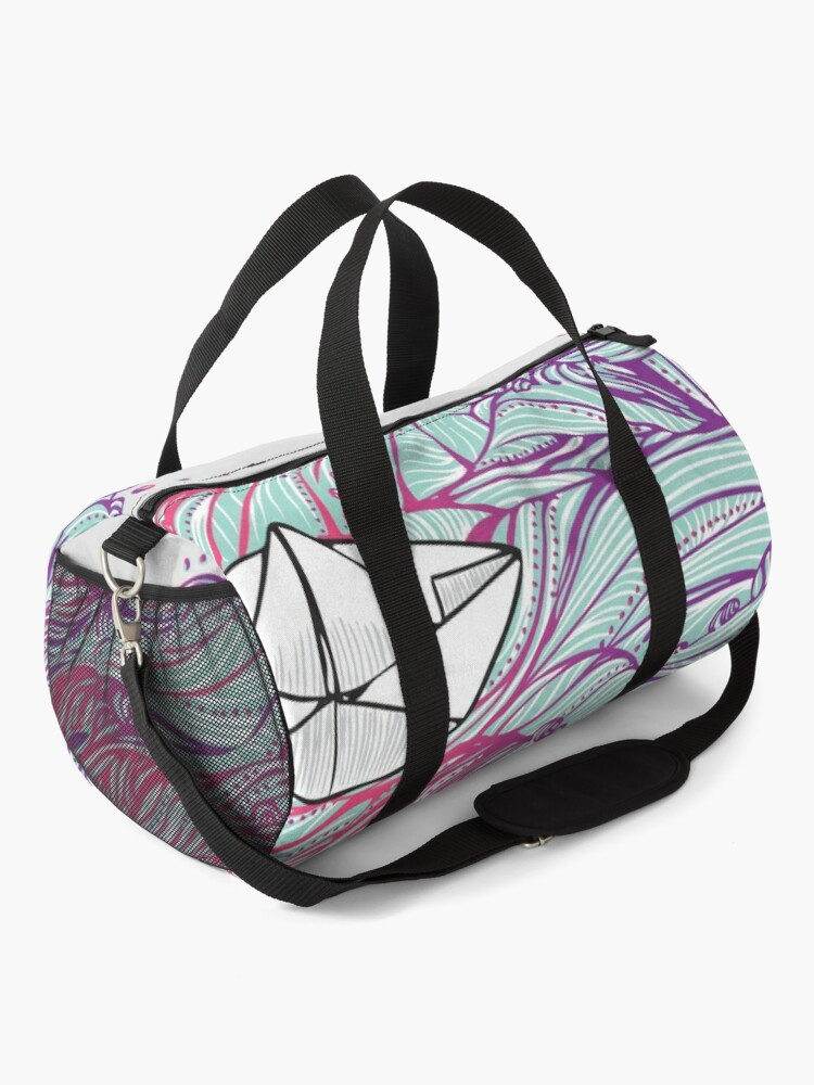 Alternate view of BOATS90 Duffle Bag