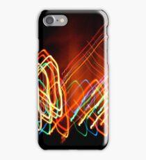 Suburb Christmas Light Series - 80s Funk iPhone Case/Skin