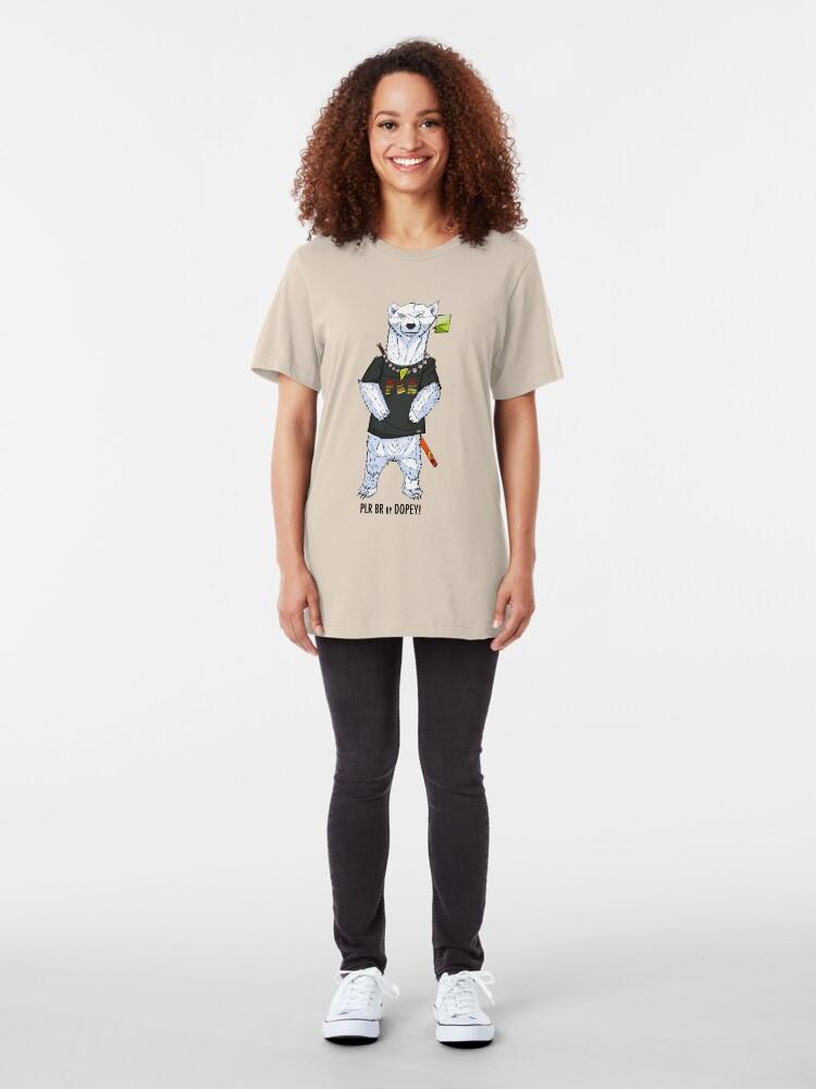 Alternate view of PLR BR Slim Fit T-Shirt