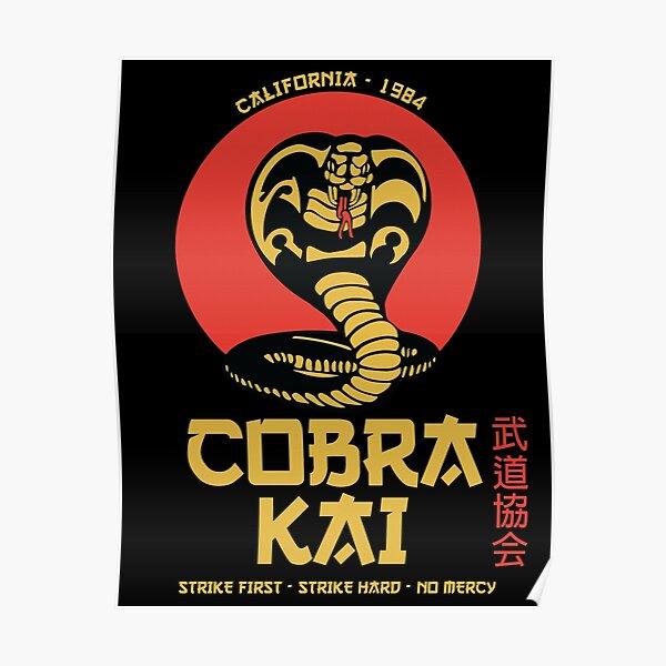 Cobra Kai Póster