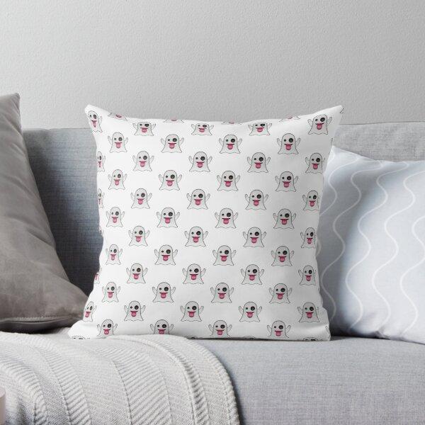 Cute Ghost Throw Pillow