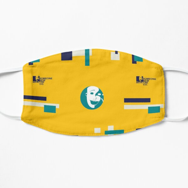 Ensemble Gear (Yellow) Flat Mask