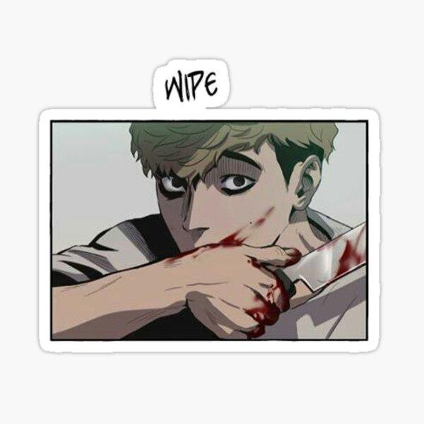 Sungwoo Sticker