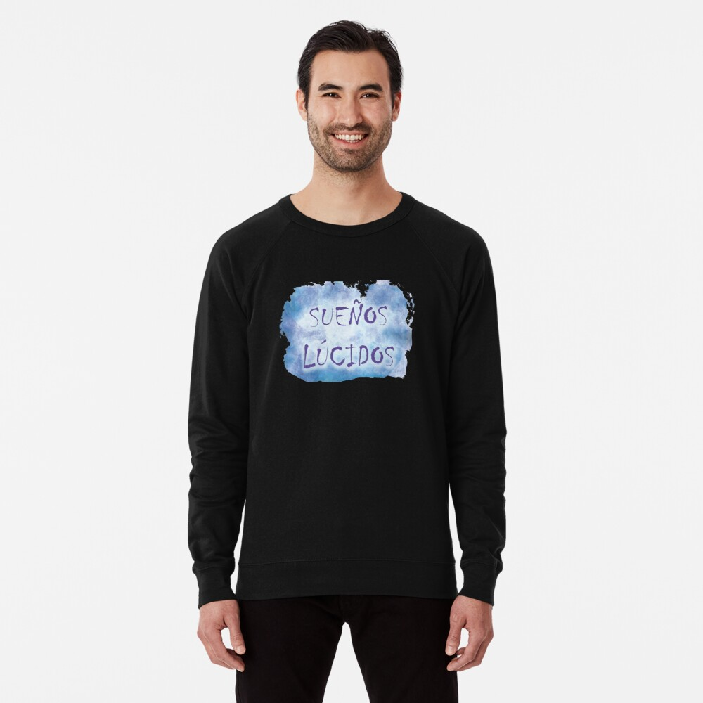 Lucid dreaming Lightweight Sweatshirt