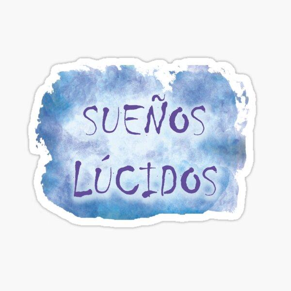 Lucid dreaming Sticker