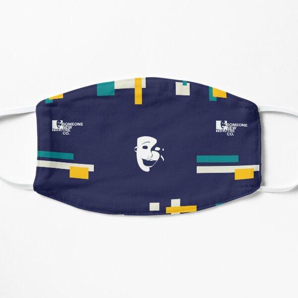 Ensemble Gear (Navy) Flat Mask