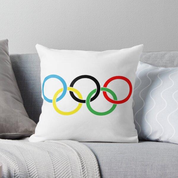 OLYMPIC GAMES PARIS 2024 Throw Pillow