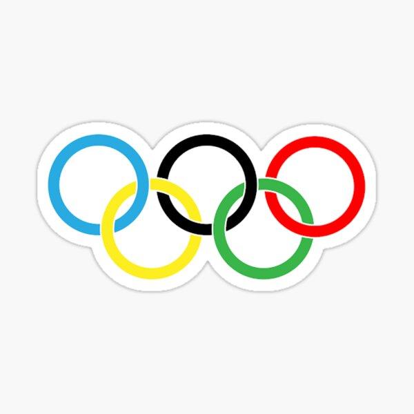 OLYMPIC GAMES PARIS 2024 Sticker