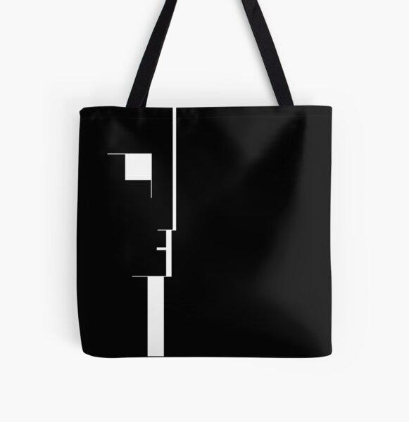 BAUHAUS  All Over Print Tote Bag