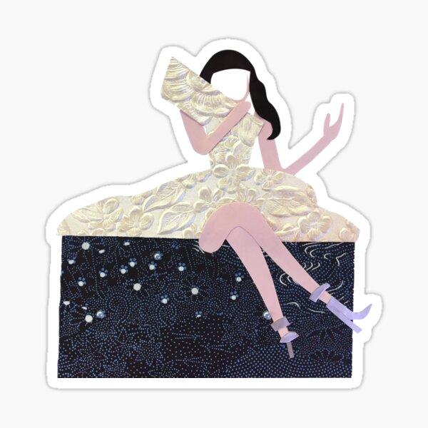 2016 australia dami Sticker