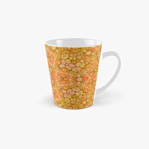 Floral - Rosy Glow Tall Mug