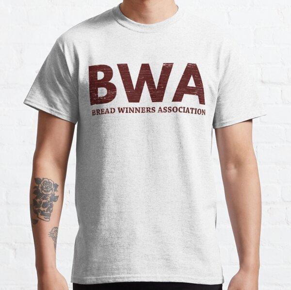 Funny BWA Acronym Classic T-Shirt