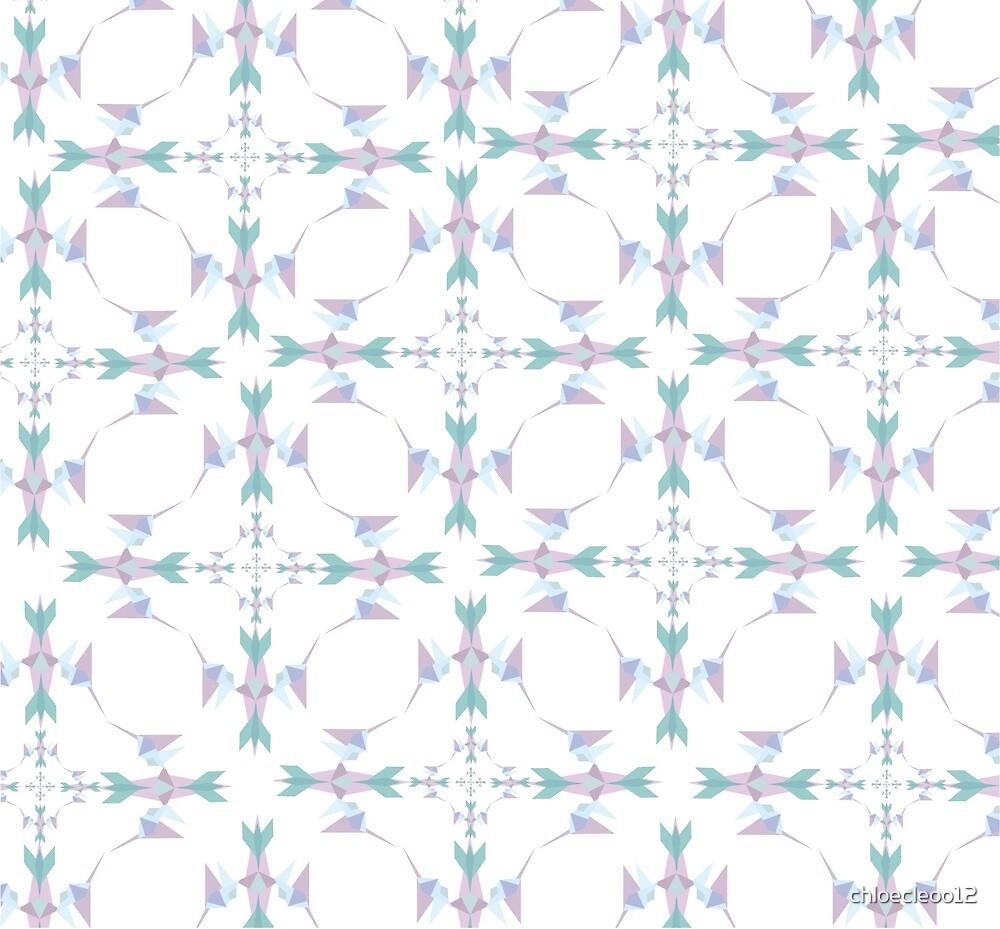Winter Pattern by chloecleoo12