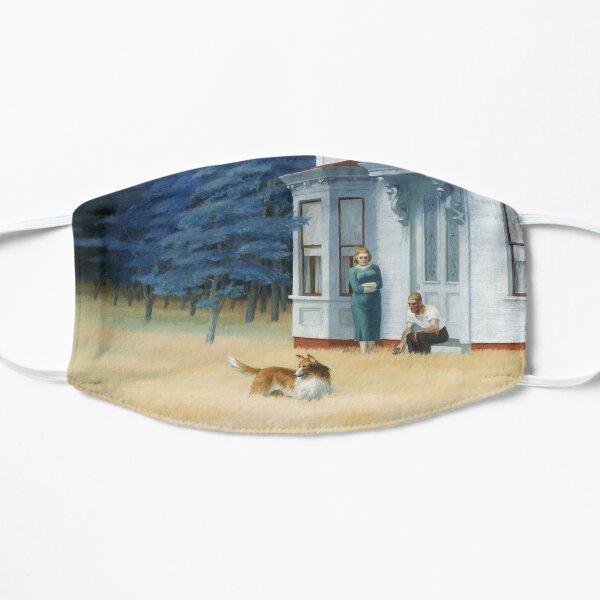 Cape Cod Evening - Edward Hopper (1939) Mask