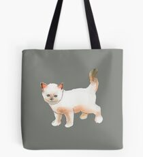 Cute Little Kitten Tote Bag