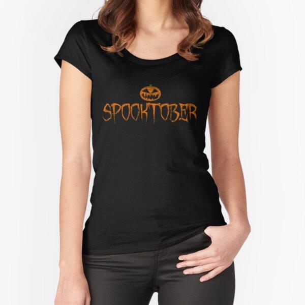 On sent Enfants-T-Shirt Halloween-Scary-spooktober SB