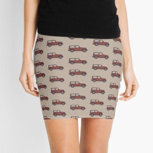 Jeep Wrangler Mini Skirt