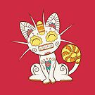 Meowth Pokemuerto | Pokemon & Day of The Dead Mashup by abowersock