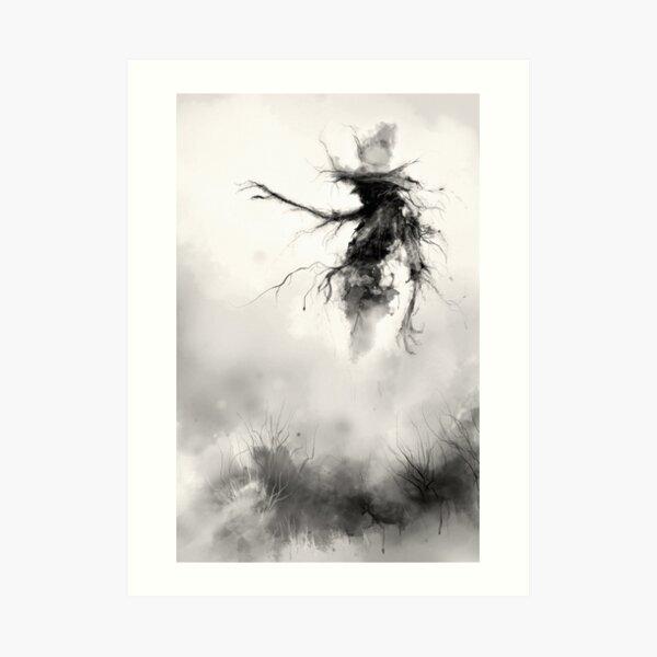 Stephen Gammell Tribute Art Print