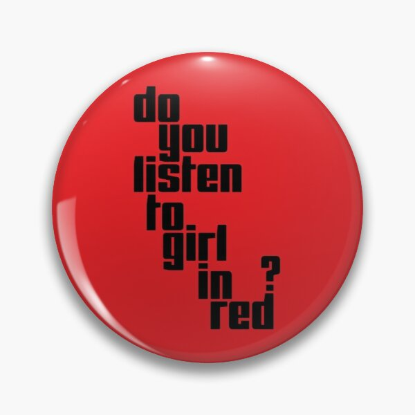 ❗️do you listen to girl in red?❗️ Pin