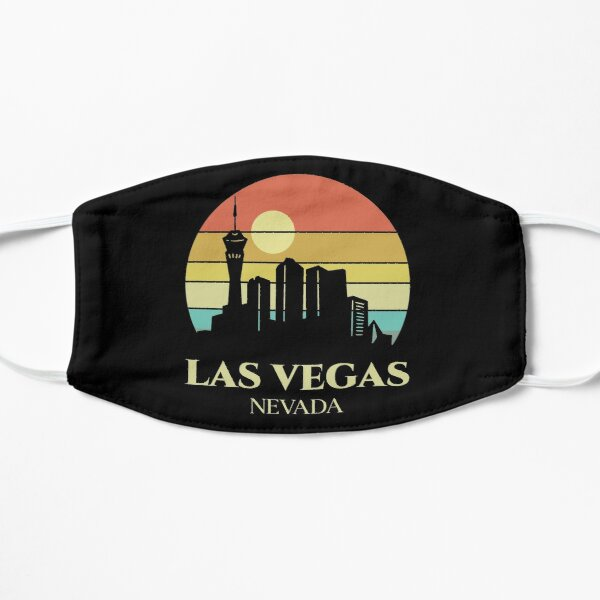 Las Vegas Nevada - Sunset Mask