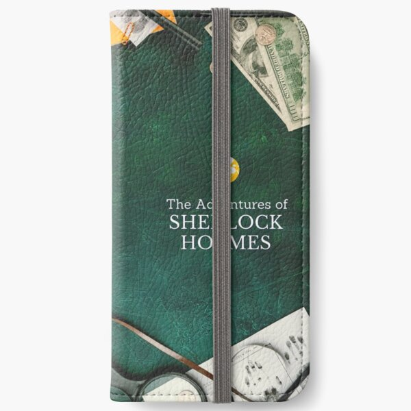 The Holmes Podcast (Accessories) iPhone Wallet