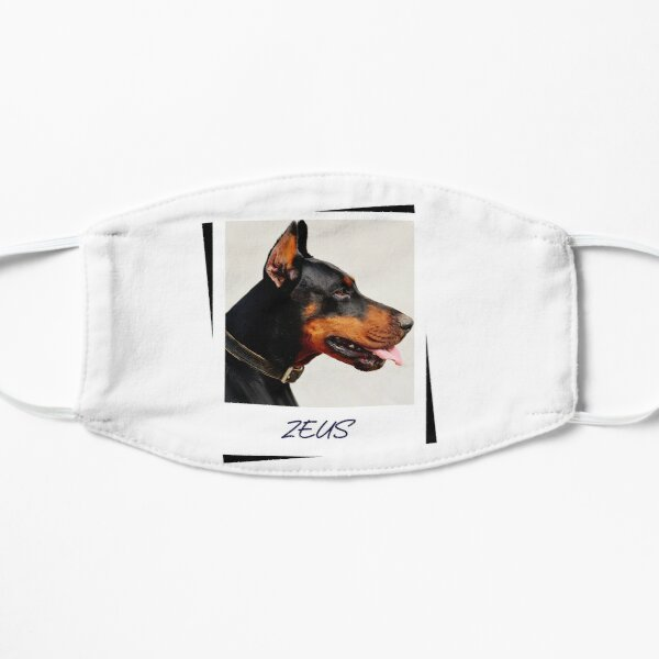 Doberman Zeus Design Mask