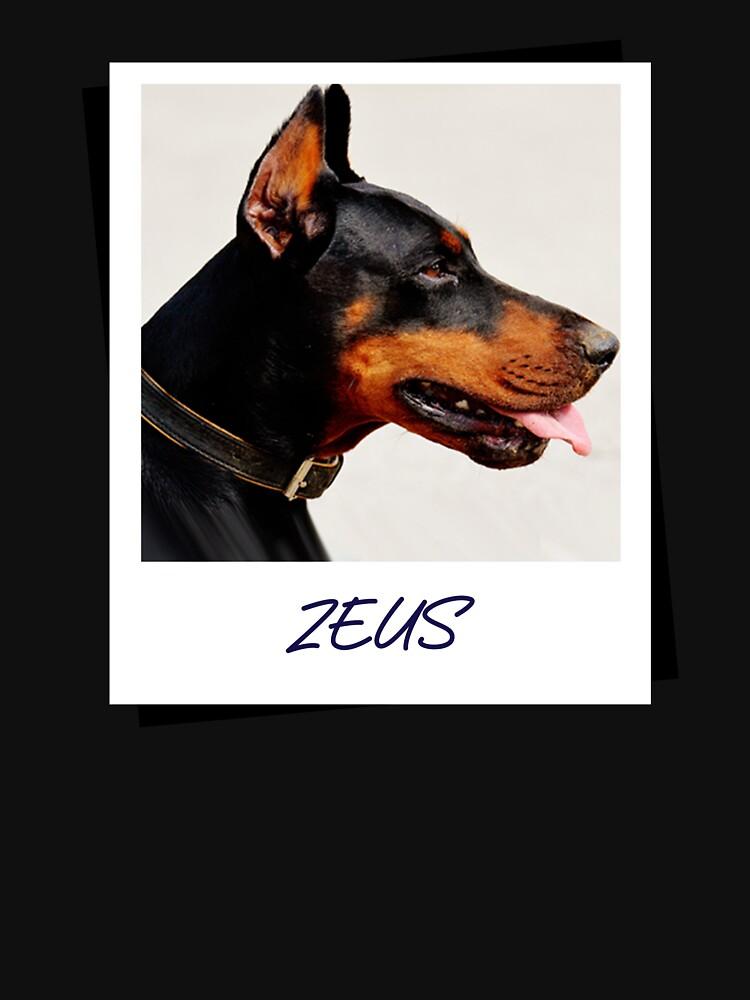 Doberman Zeus Design by ds-4