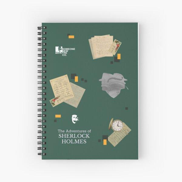 Ensemble Gear (Holmes Special) Spiral Notebook