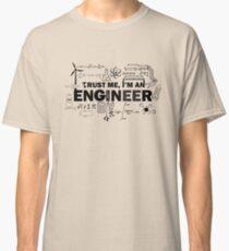 Engineer Humor Classic T-Shirt