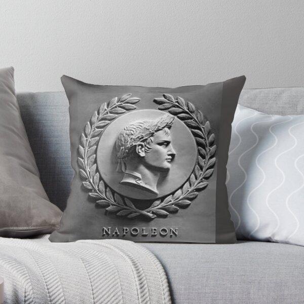 Napoléon Bonaparte Empereur de France Camée 3D Coussin