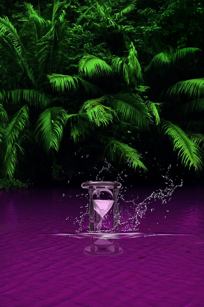Tropical drop by Graphicscience