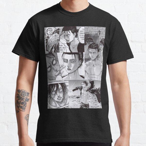 Eren Yeager, Ataque a los titanes Camiseta clásica