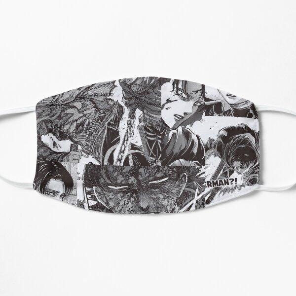 Levi Ackerman, Attack on Titan (landscape) Flat Mask