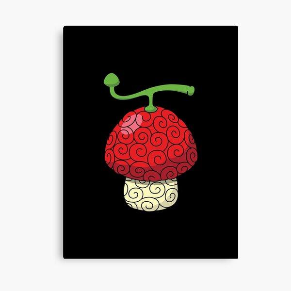 Picadora de frutas del diablo Hito Hito No Mi Lienzo