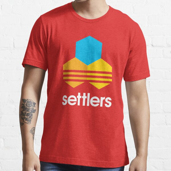 hex sports stripes Essential T-Shirt
