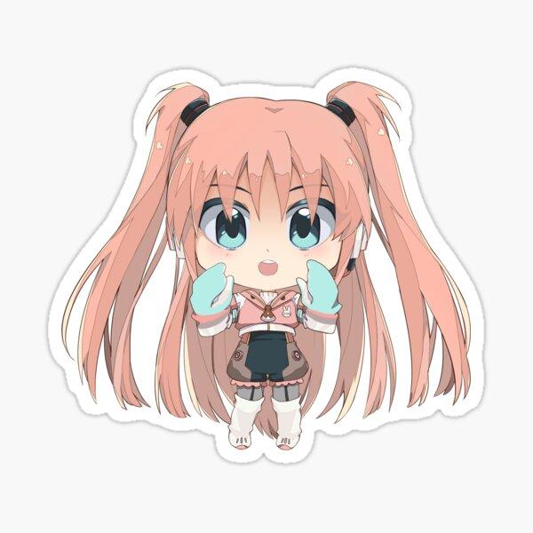 Vocaloid Tone Rion (V4) Sticker