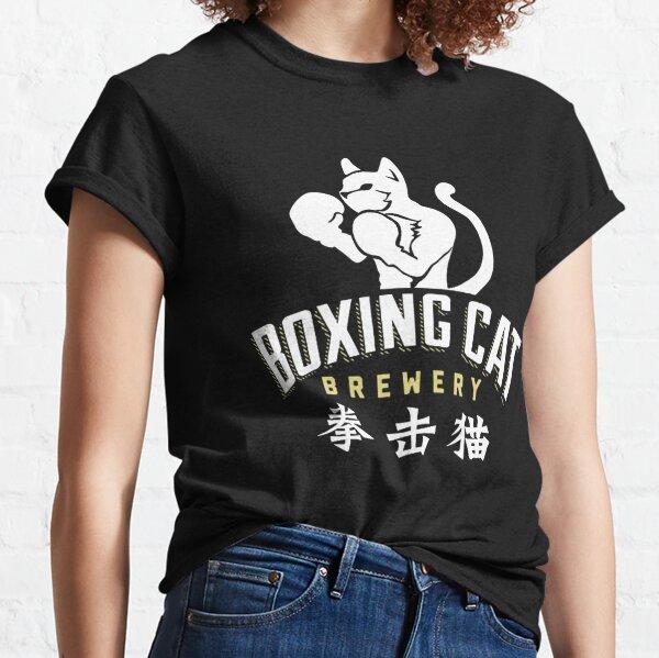 Boxing Cat Classic T-Shirt