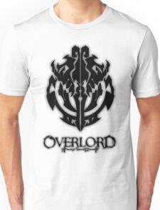 Overlord Anime Guild Emblem - Ainz Ooal Gown Unisex T-Shirt