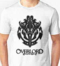 Camiseta ajustada Overlord Anime Guild Emblem - Ainz Ooal Gown