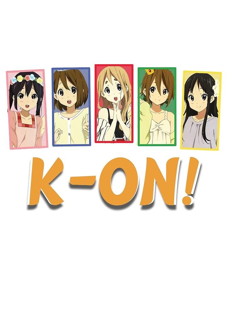 K-on! by Katsugo