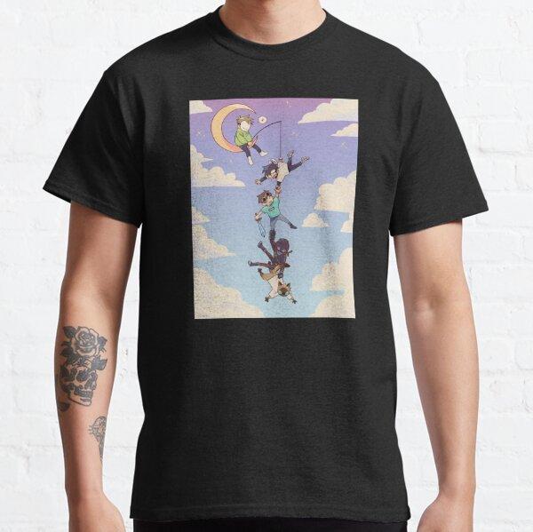 Technoblade Moon Classic T-Shirt