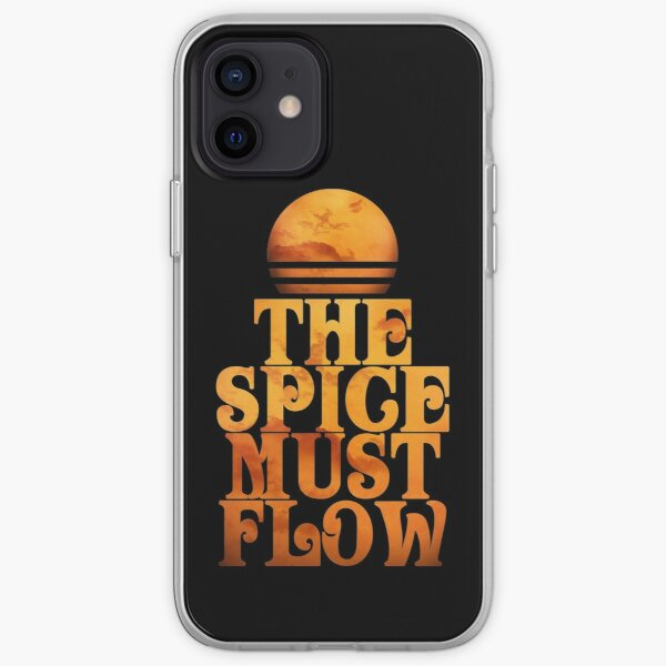 The Spice Must Flow v2 iPhone Soft Case