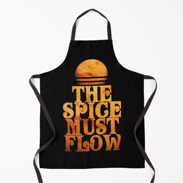 The Spice Must Flow v2 Apron
