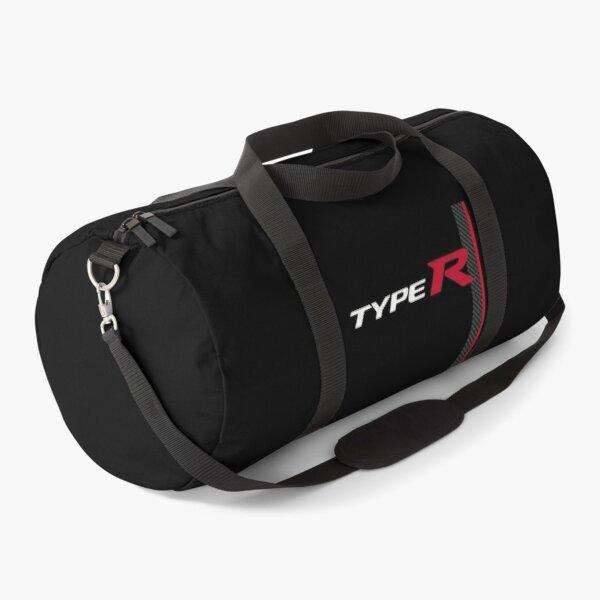 Honda Civic Type R Racing Stripe Carbon Fk8 Duffle Bag