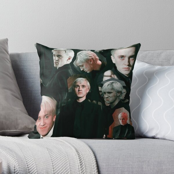 Draco all in one Throw Pillow