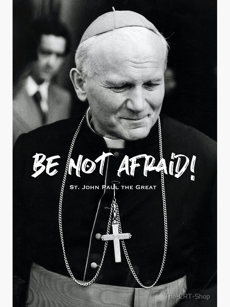 JP2 - Be Not Afraid 2 by The-CRT-Shop