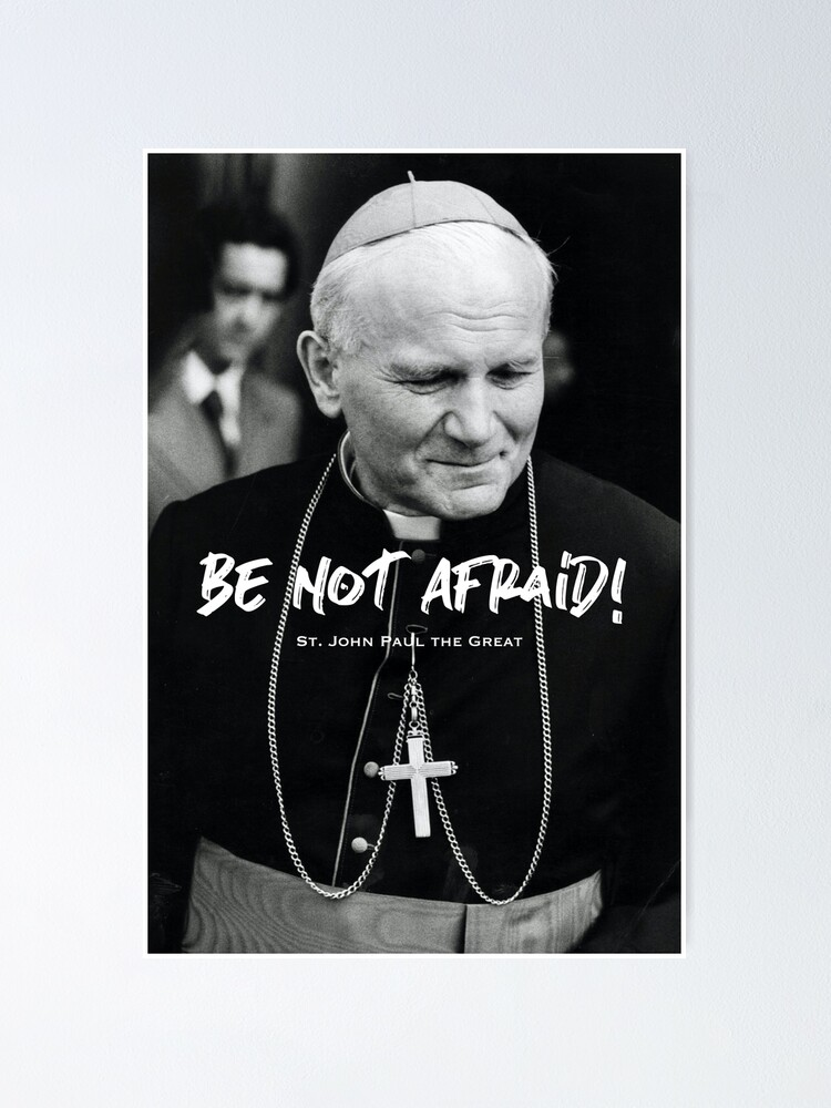 Alternate view of JP2 - Be Not Afraid 2 Poster