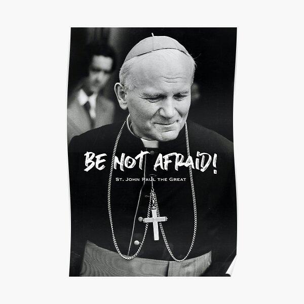 JP2 - Be Not Afraid 2 Poster