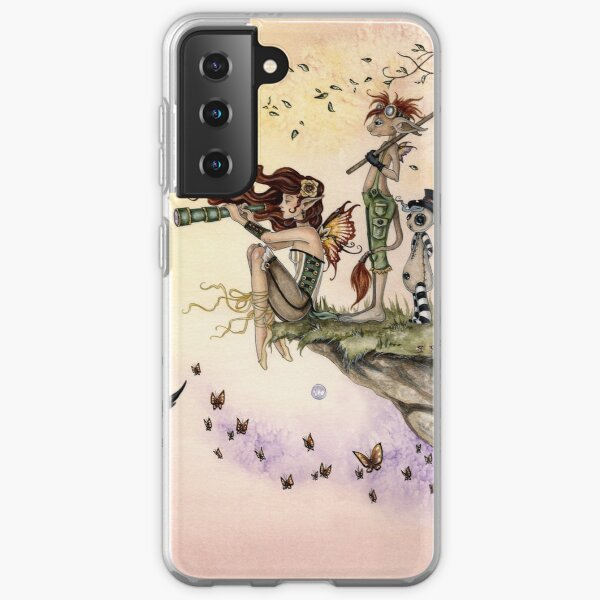 Where The Wind Takes You Samsung Galaxy Soft Case